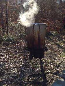 Turkey Frying